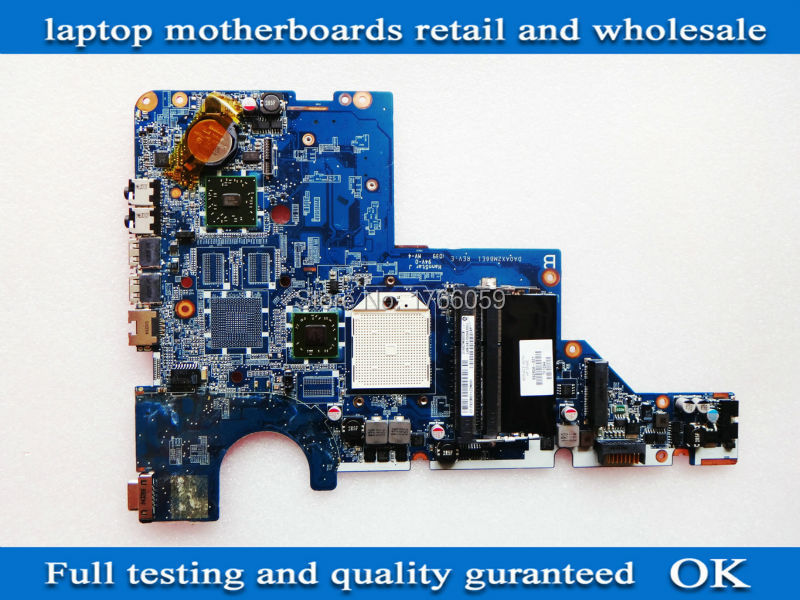 592808-001 DA0AX2MB6E1motherboard CQ62 G62motherboard DDR3 for HP PRESARIO CQ42 and 100% fully test well<br><br>Aliexpress