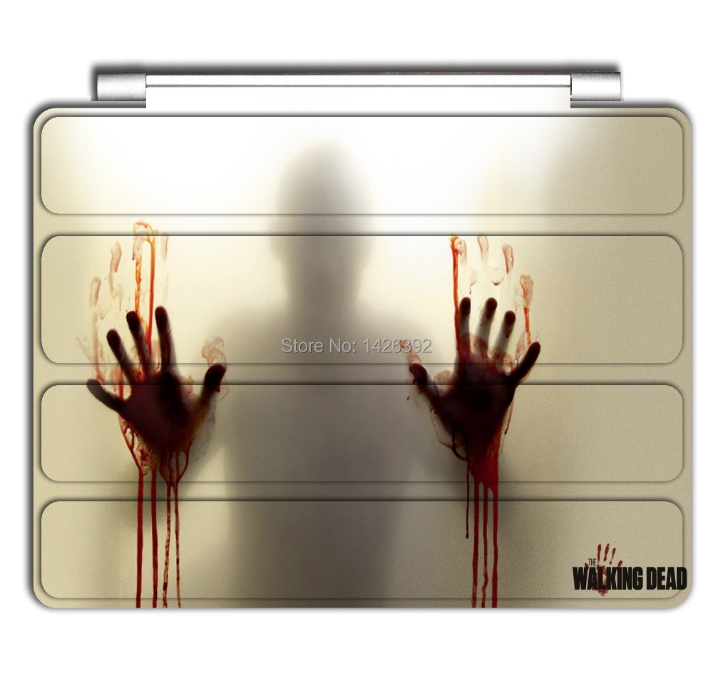 tv series the walking dead cover case For iPad mini 1/2/3, for ipad 2/3/4/5/6/air /air 2 covers skin shell cases protector(China (Mainland))