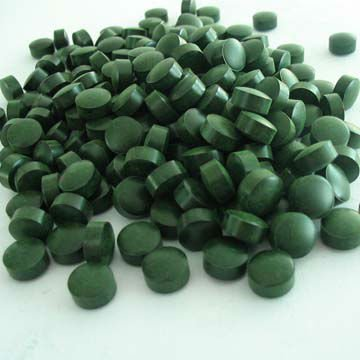 Factory direct spirulina zinc  tablet protect liver <br><br>Aliexpress