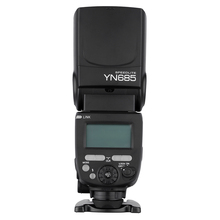 Buy YONGNUO YN685 Flash HSS 1/8000s GN60 2.4G Wireless Speedlite E-TTL Speedlight Canon DSLR Cameras for $105.00 in AliExpress store