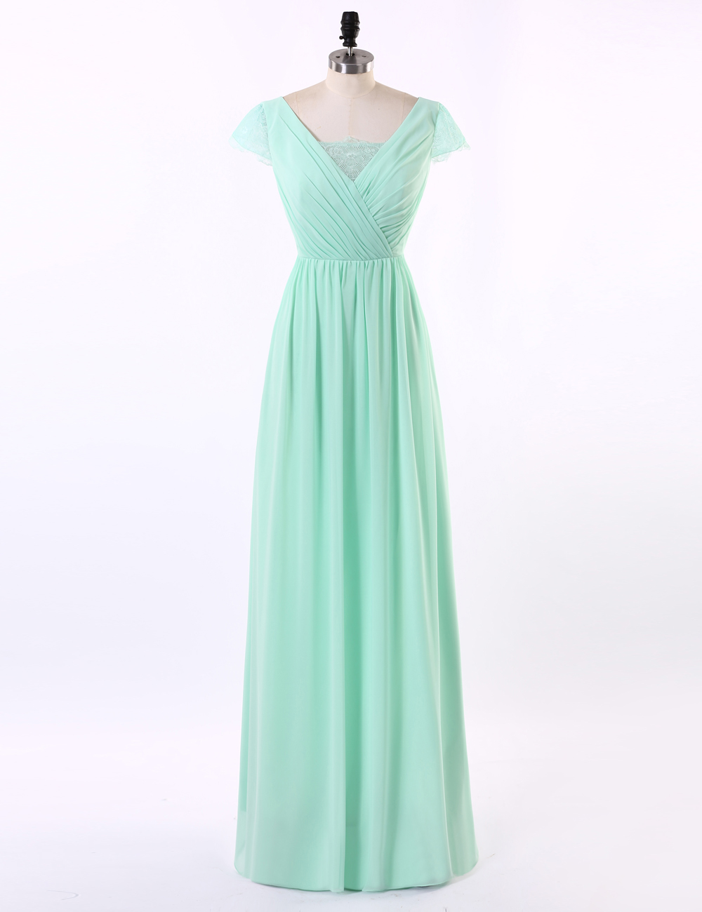 mint green bridesmaid dresses long chiffon bridesmaid dress cheap bridesmaid dresses robe. Black Bedroom Furniture Sets. Home Design Ideas