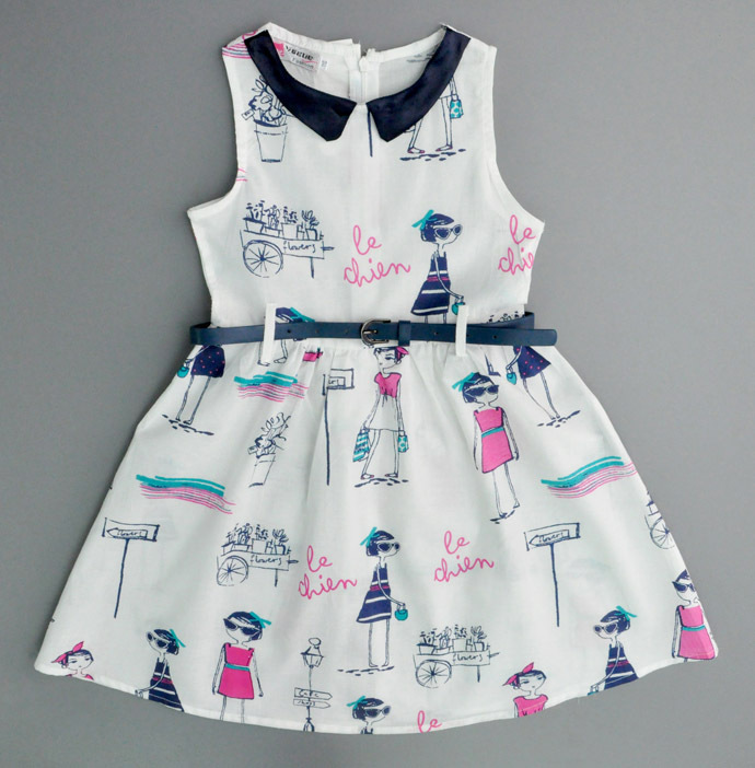 Little Girls Designer Clothes Cheap Little girl dress Wholesale