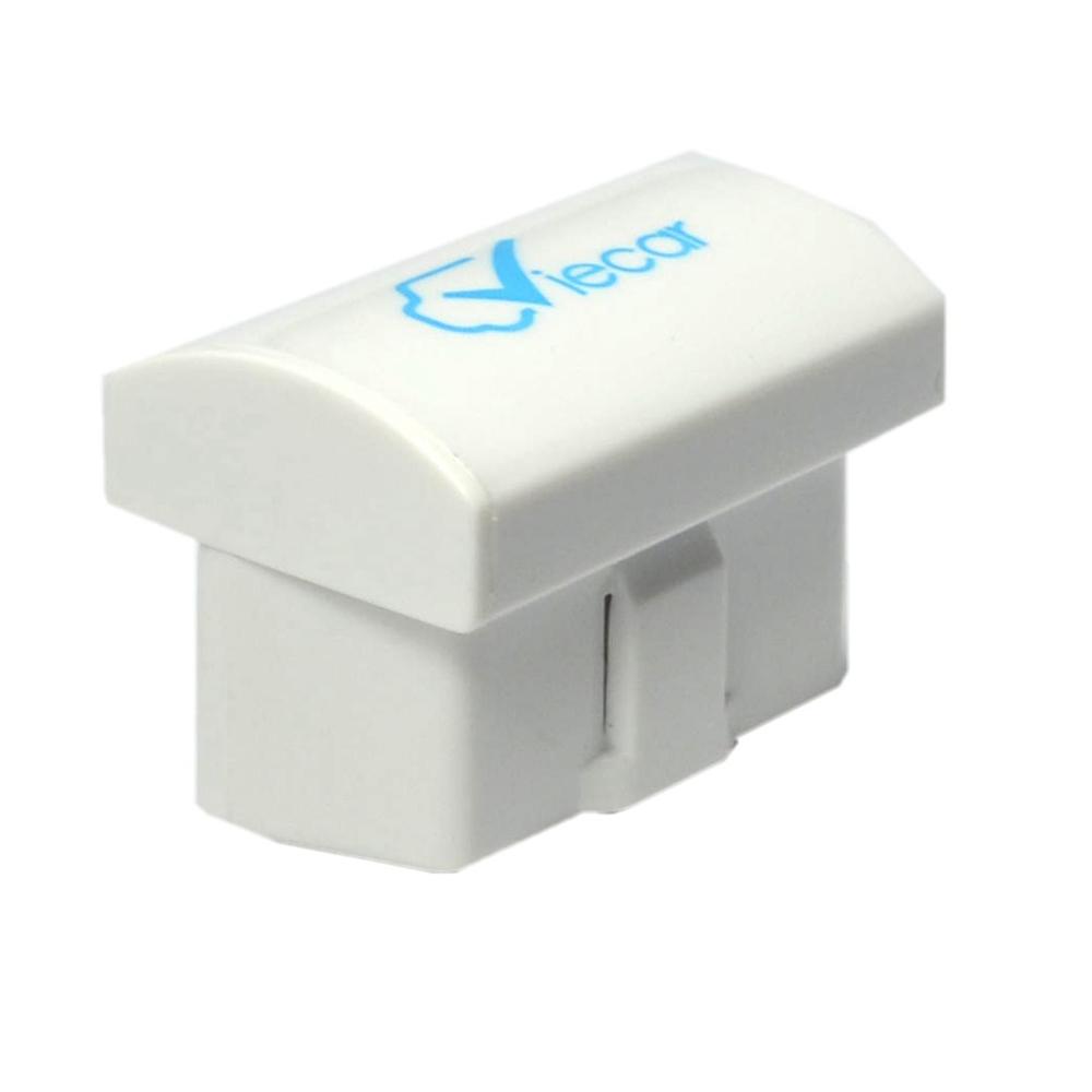 Super mini Viecar 2.0 white elm 327 v2.1 Bluetooth OBDII Diagnostic Tool elm327 Bluetooth obd2 adapter Works On Android/Windows(China (Mainland))