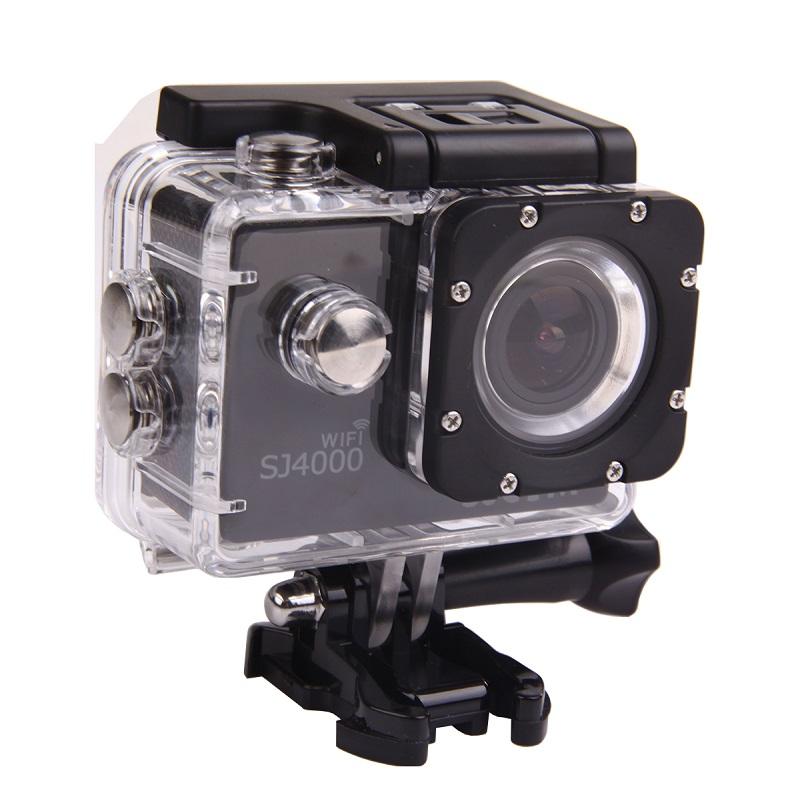 Original SJCAM SJ4000 WIFI Sport camera DVR 12MP 170 degree Full HD 1080P 30M Underwater Action Camera CAM WiFi DV Camcorder