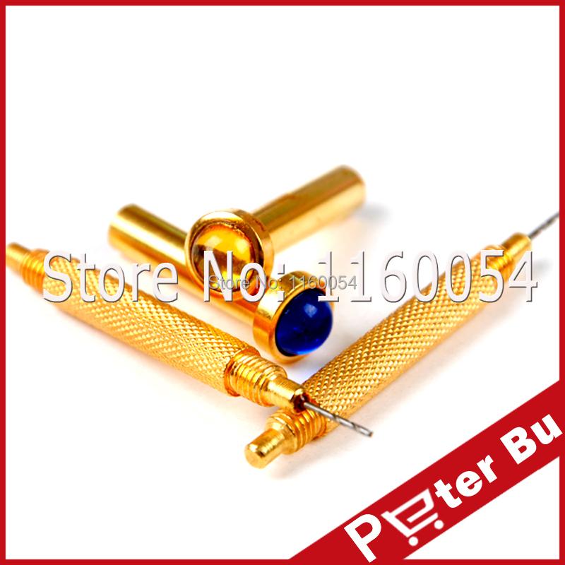 2 PC Piercing Hand Drill Nail Art Tips Dangle Pierce kit nail tools kit set 1144(China (Mainland))