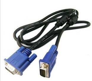 10FT  VGA SVGA Male to Male Monitor Video Extension Cable 3M