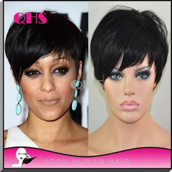 2015 cheap Brazilian Full Lace Wig Glueless Human Lace Front Bob hair Wig None Lace Wig Short wig With Baby Hair For Black Women