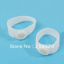 H120 – 10 pairs Original Magnetic Silicon Foot Massage Toe Ring Keep Healthy Weight Loss Slimming Free Shipping
