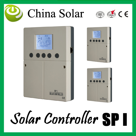 2016 SP I Hot Water Controller Multi-Collector and Tank system control 5 year warranty Air shipping(China (Mainland))