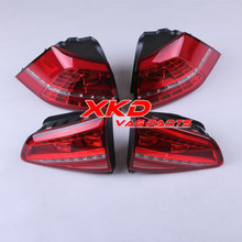 OEM all set Genuine LED Tail Lamps Taillights Tail Light rear light For VW Golf 7 GTI MK7 5GG 945 207 5GG 945 208 5GG 945 307(China (Mainland))