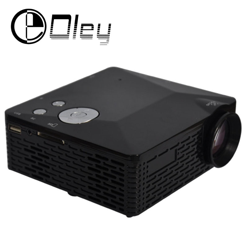 OLEY BL-18 320 X 240 100lumens Mini pocket LED Digital Video Game night toy LCD Projector Proyectores HDMI VGA Support phone MHL(China (Mainland))