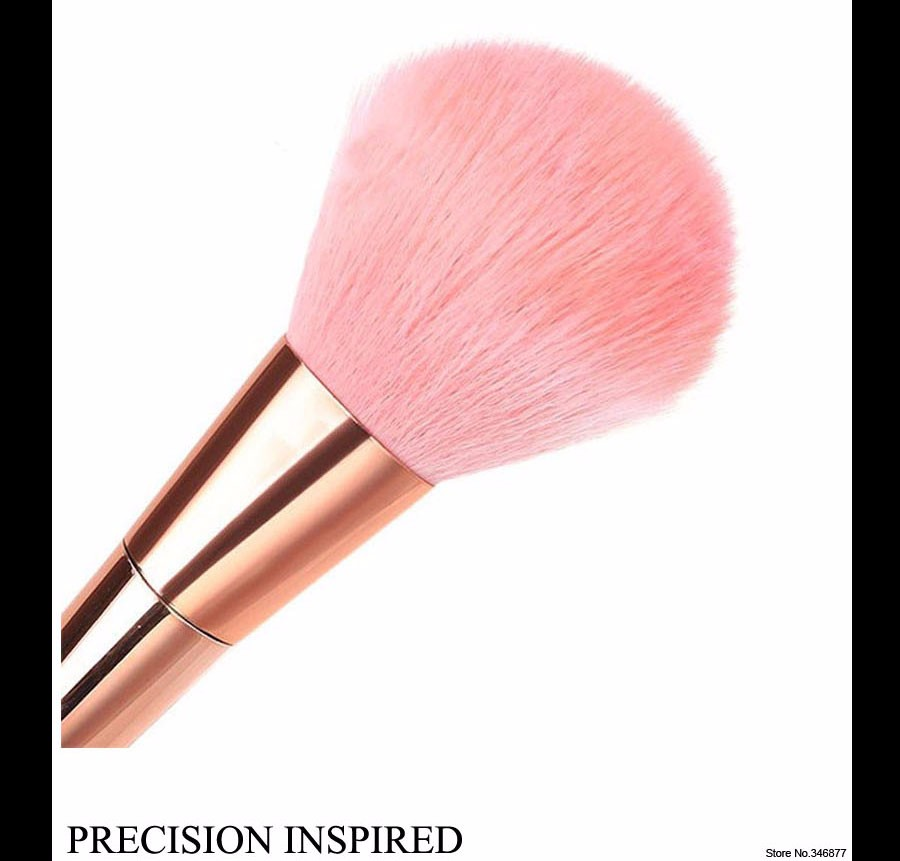 5 Make-up Brushes Real Techniques Style Eye Brushes