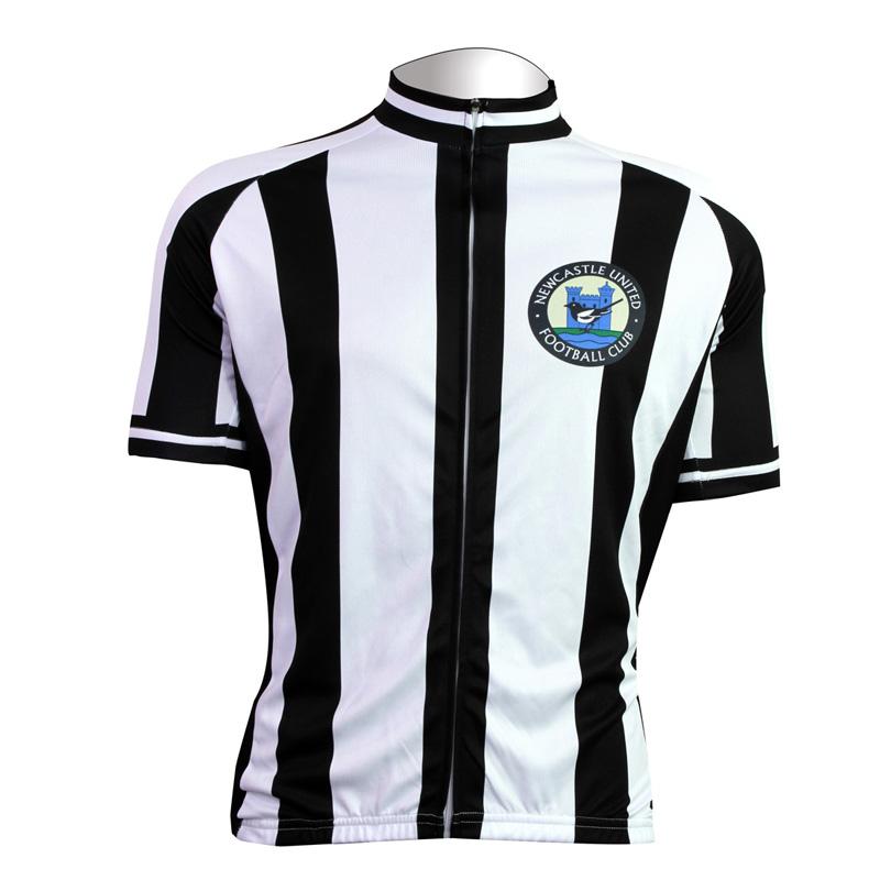 2017 Sale Cycling Clothing Cycling Jerseys New Mens Comfortable Bike Shirt Football Club Alien Sportswear Black& Stripes Cloth(China (Mainland))