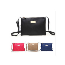 Free Shipping 2015 Fashion Women Handbags For Woman Black Bucket Lady Inclined Shoulder Bag Women Messenger Bag