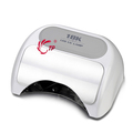 36W LED uv Lamp with Removable Magnetic Bottom Automatic Infrared Sensor 100 240V Manicure Polish Nail