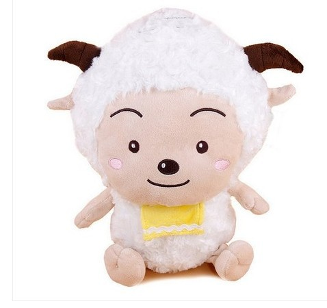 stuffed animal sheep plush toy about 120cm lazy goat soft doll t5901(China (Mainland))