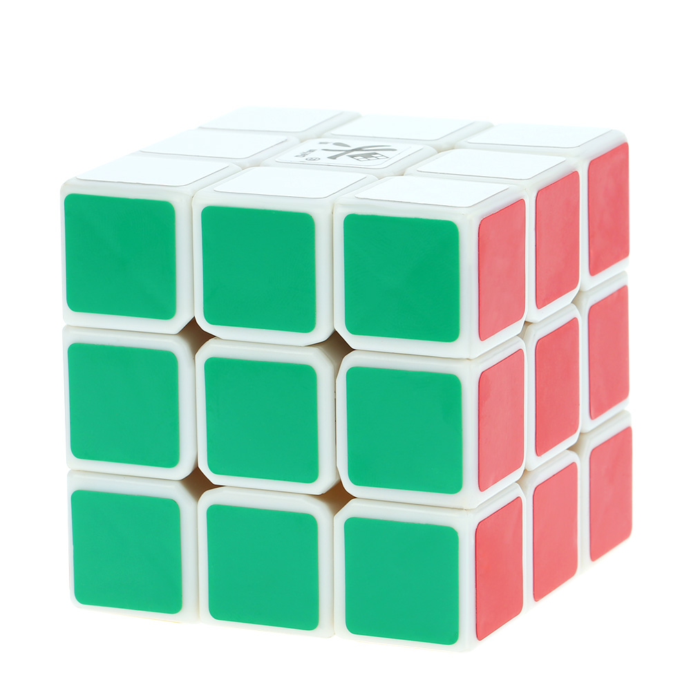 Dayan Guhong I Smooth 3 * 3 *3 Magic Cubes Toy Colorful Stickerless Speed Cubo Puzzle Kids Children Learning&Educational Toys(China (Mainland))
