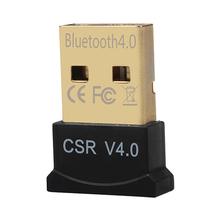 Mini USB 2 0 Bluetooth 4 0 CSR4 0 Adapter Dongle for PC Laptop Win XP