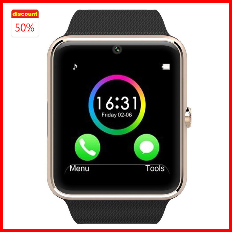 2016 Andrews For Intelligent Sports Bracelet Running Pedometer Watches For Men And Women Sleep Monitoring Call Camera Watch(China (Mainland))