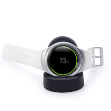 Buy SCELTECH Qi Wirless Charger Wireless Charging Dock Cradle Charger Samsung Gear S2 720 730 732 Samsung G2 Watch for $8.61 in AliExpress store