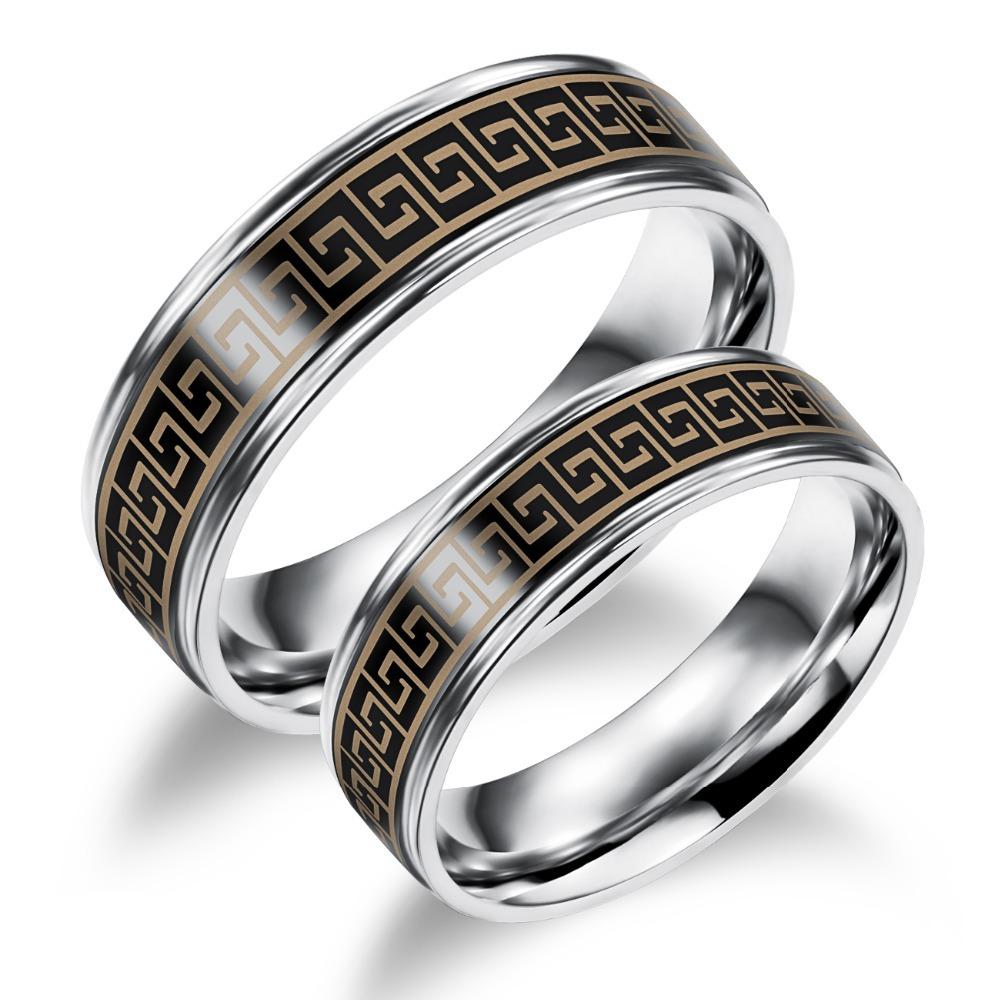 Online Get Cheap Couples Rings Set Titanium -Aliexpress.com ...