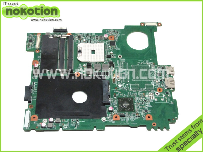 CN-0NKG03 main board For Dell Inspirion 15 M5110 Laptop Motherboard DDR3 NKG03 100% tested(China (Mainland))