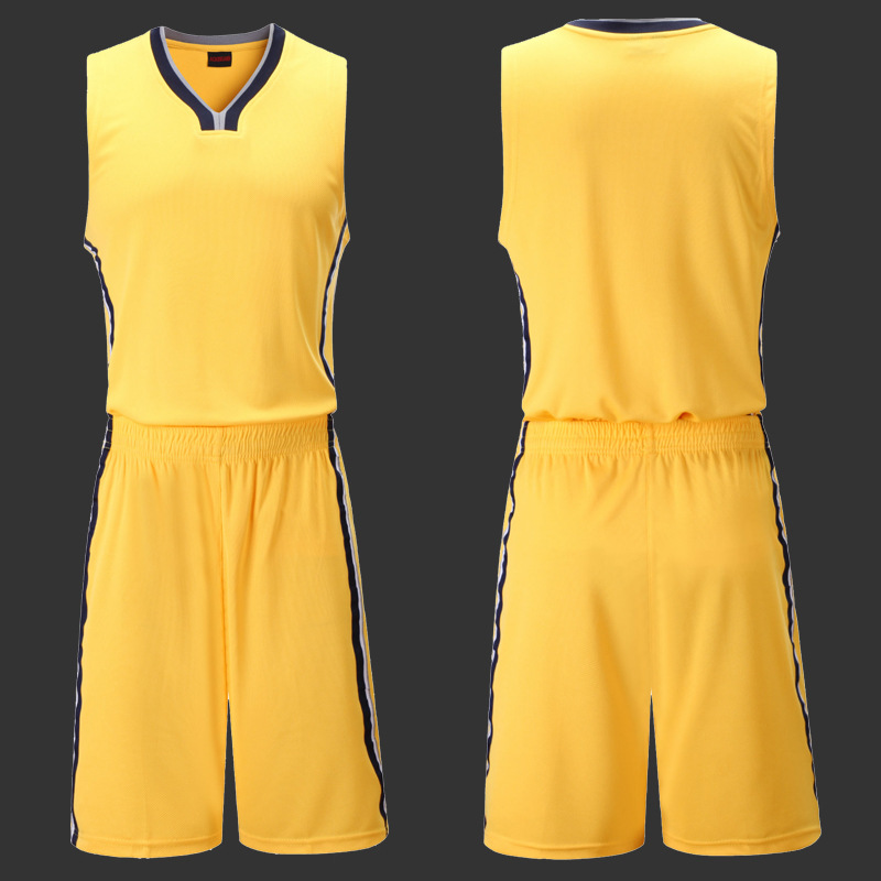 Mens Basketball Jersey Blank Jerseys Sports Training Shirt Set Male Basketball Clothes Team Uniform for Basketball Team(China (Mainland))