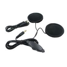 Free Shipping Motorbike Motorcycle font b Helmet b font Speakers Earphone Headphone for MP3 MP4 GPS
