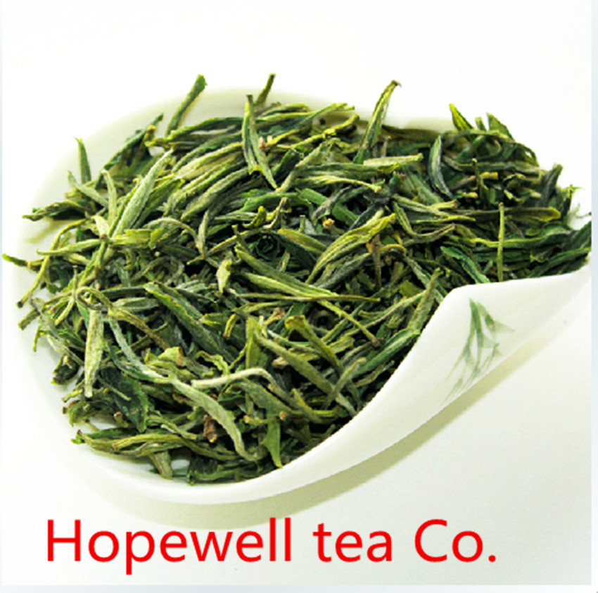Free Shipping 250g early spring tea 2015 Promotions Huangshan Maofeng tea New tea Fresh green tea