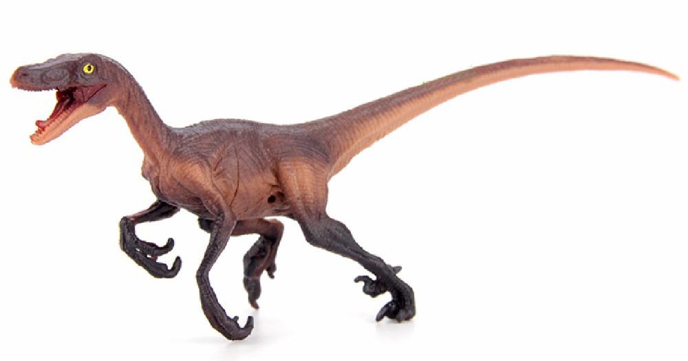 Velociraptor dinosaur toys Action Figures Model Wild Animal PVC palaeobios plastic Boys Collections Toy Figure Children Gift(China (Mainland))