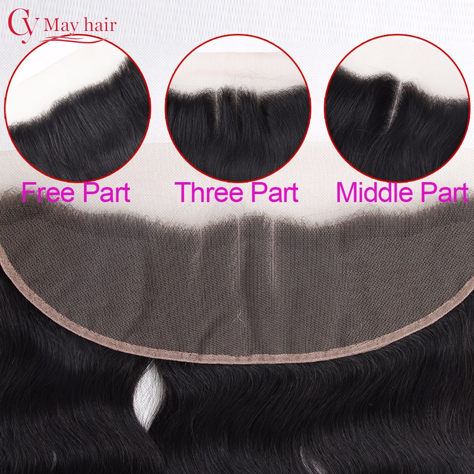 13×4 Ear To Ear Lace Frontal Closure With Bundles 4 PCS Brazilian Virgin Hair With Frontal Closure Brazillian Body Wave Closure