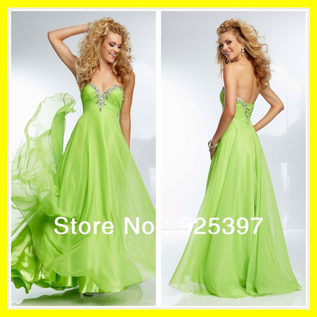 Local Prom Dresses