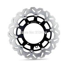 Supermoto Front Brake Disc 320mm Husaberg FC/FE/FS/FX 400 450 501 550 650 1999-2008 - NIEC MOTOR PARTS store