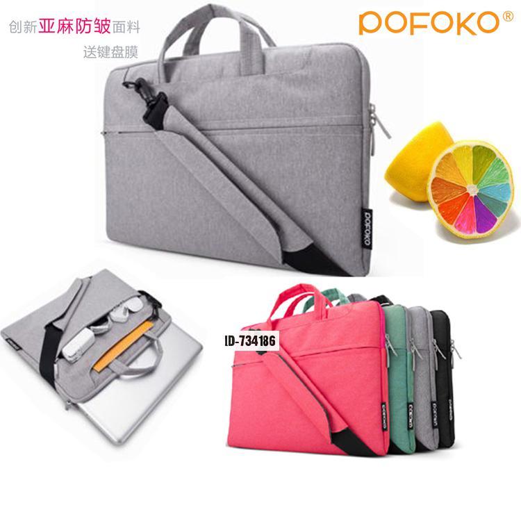 "15.4"" Notebook Laptop Bag Sleeve Women Messenger Bags For Apple Macbook Pro 15 Computer Briefcase 14 Inch Handbag Case(China (Mainland))"