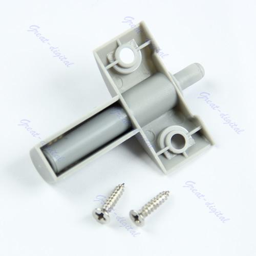 5pcs Kitchen Cabinet Door Drawer Quiet Close Damper Buffers + Screws(China (Mainland))