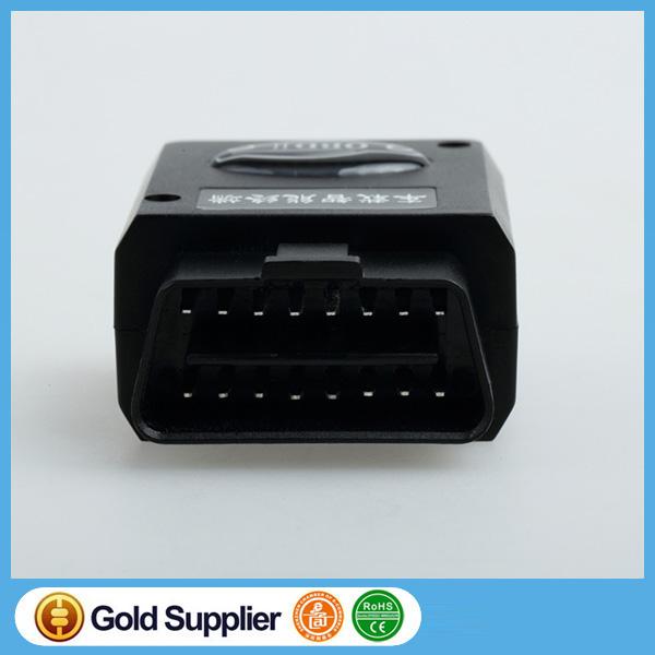 Mini OBD GPS Tracker Vehicle Diagnostics Tool Plug & Play Speed Motion Sennor SOS Alarm, Fuel Consumpetion Fleet Management APP(China (Mainland))