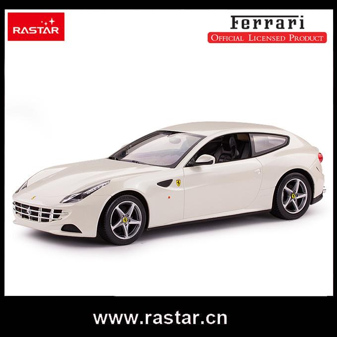 Rastar licensed 1/14 rc car Ferrari FF remote control drift car 4ch with remote control rc model car toy 47400(China (Mainland))