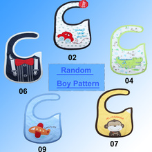 High Quality Mom Care Brand Newborn Baby Bibs Waterproof Kids Girls And Boys Cotton Triangle Children Feeding Accessories