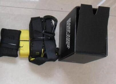 2016 NEW Black box (p)(3) Fitness equipment rally with sling pro training gym belts pro fitness bands(China (Mainland))