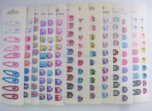 20 patterns for choice Girls Hairpins 48mm 20pcs/lot Children Hair Clips hair accessories HS1501002