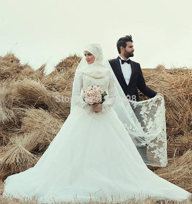 Turtle neck wedding dress promotion shop for promotional for Long sleeve turtleneck wedding dress