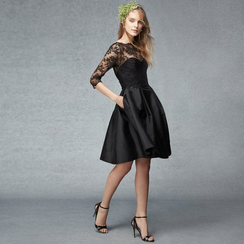Cocktail Dresses Uk With Sleeves 66