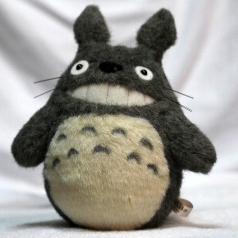 New Cute Classic TOTORO PLUSH 17CM DOLL NEW TOY My Neighbor Totoro Children Gift(China (Mainland))