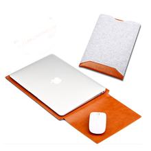 Saco de Manga Laptop à prova d' água 12.5 13.3 polegada Caso Saco para Notebook xiaomi caso macbook air 12 bolsa para laptop notebook macbook pro 13(China (Mainland))