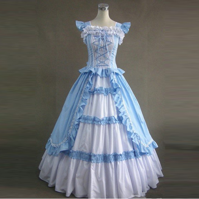 High Quality Vintage Victorian Dresses-Buy Cheap Vintage Victorian ...