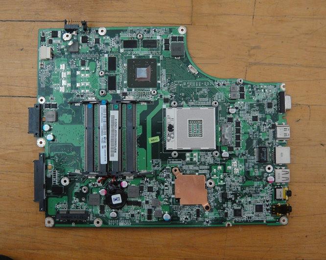 chuyên rã xác laptop bán linh kiện rã xác laptop - 1