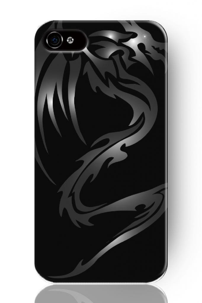 - NEW Fashion Design Hard Protect Skin Case Cover Shell for Mobile Cell Phone for apple for iphone 5 I5 5S -dark dragon(China (Mainland))