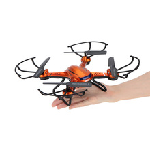 JJRC H12W 2.4G 4 CH 6-Axis Gyro Wifi FPV Quadcopter with Headless Mode and 3D Roll Function RC Drone with 2.0MP HD Camera