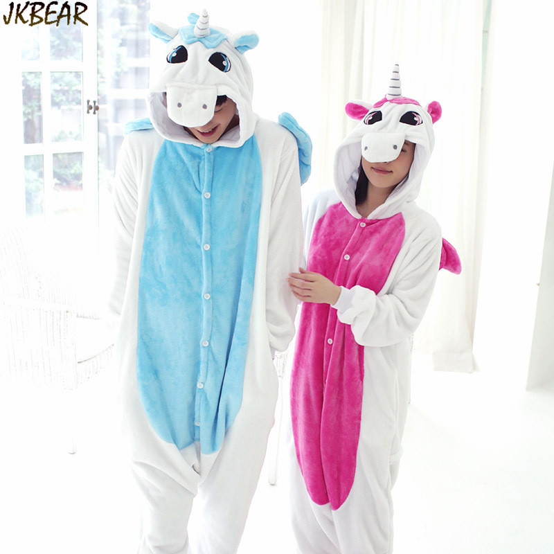 hot sale cute unicorn onesies for teenagers and adults