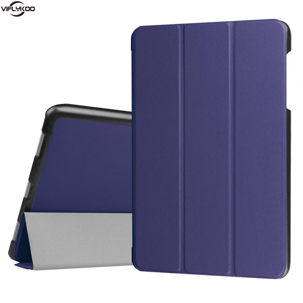 Black Case For Asus ZenPad 3S 10 Z500M 9.7cinch MediaPad 3 Folding Stand Cover Pu Leather Android Tablet Housing Super Slim 2016(China (Mainland))